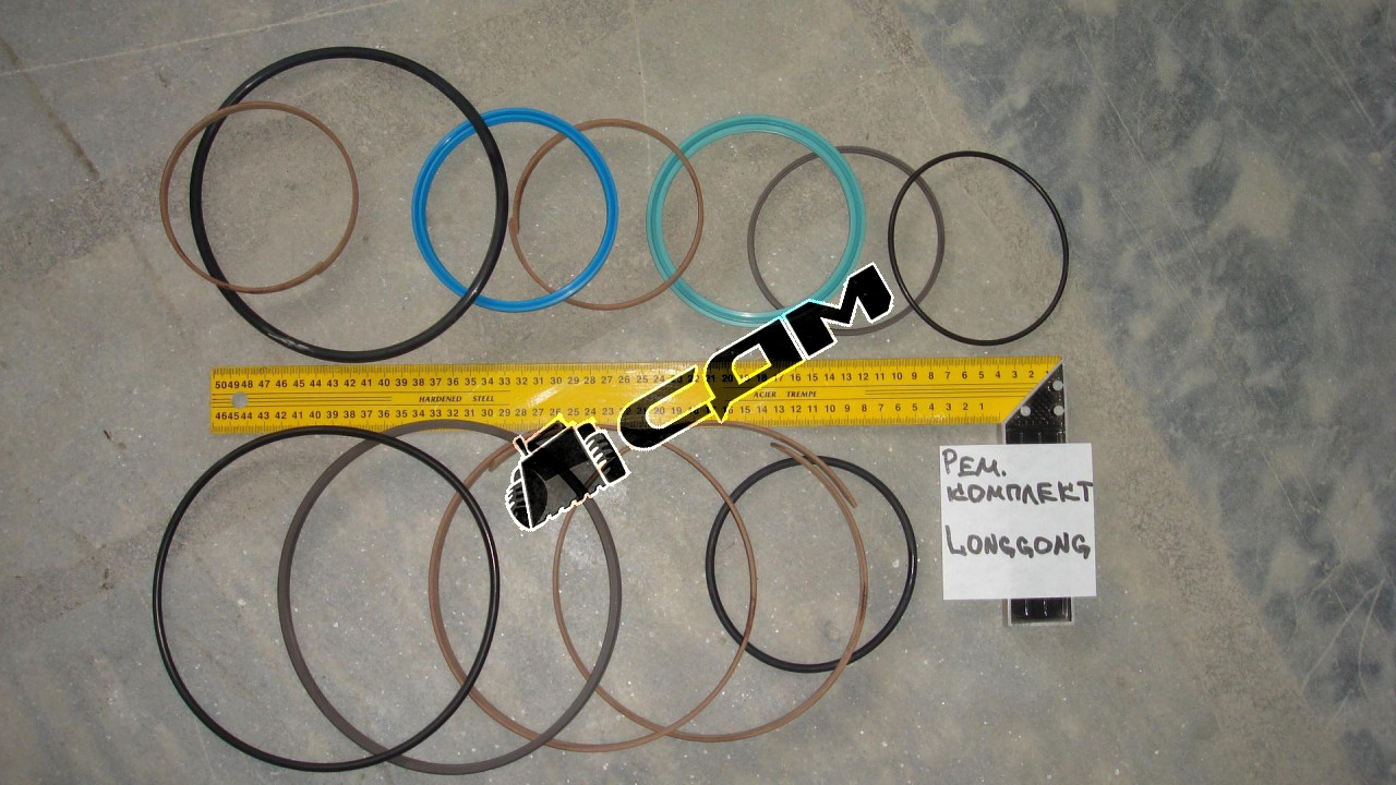 Ремкомплект  цилиндра подъема стрелы (80x95) ZL50-72